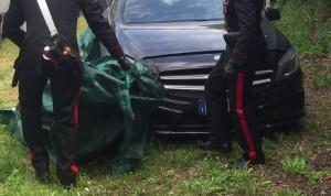 FRASCATI - Riciclaggio auto rubate (6)