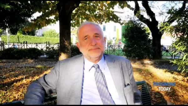 VIDEO   Colleferro, Mario Cacciotti pronto a tornare a fare il sindaco della città