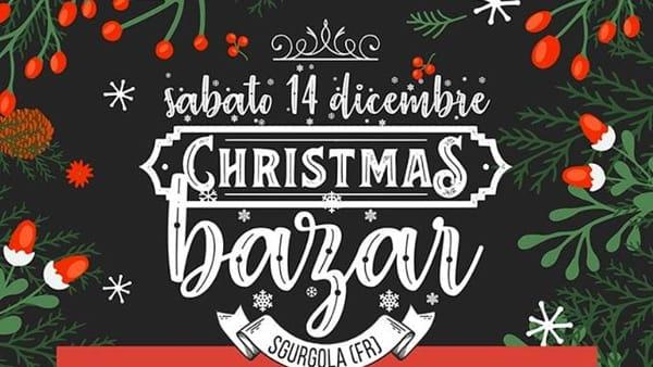Sgurgola, Christmas bazar