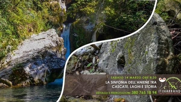 La sinfonia dell'Aniene tra cascate, laghi e storia