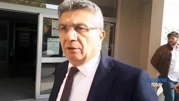 VIDEO   Cassino, furto in comune. Il racconto del sindaco Salera