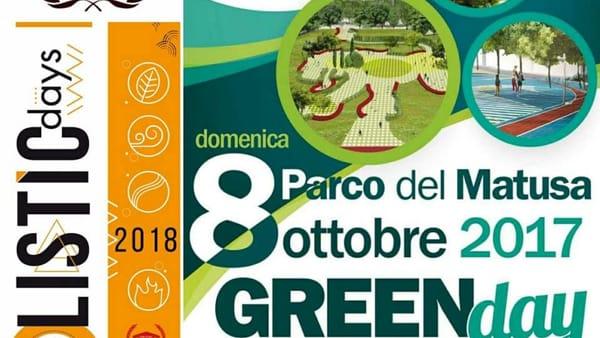 Frosinone, green day al nuovo Parco del Matusa