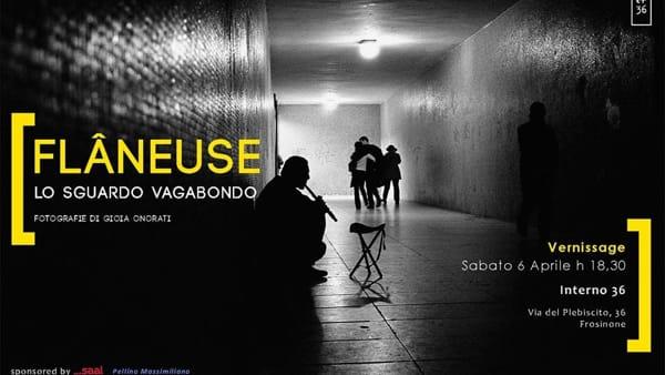 """Frosinone, """"Flâneuse"""" mostra fotografica"""