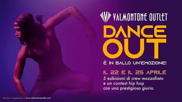 Valmontone, Dance Out