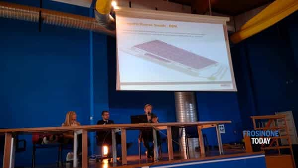 VIDEO | Colleferro, presentato il mega impianto fotovoltaico del cantiere Vailog