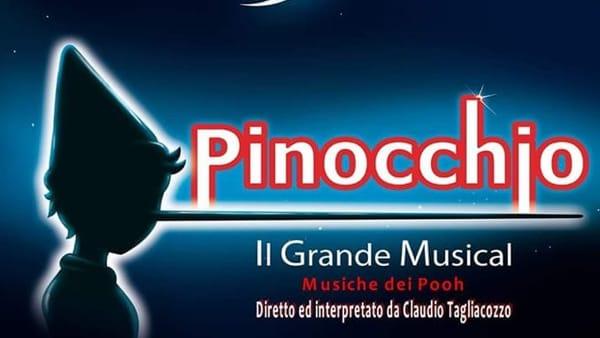 """San Cesareo, in scena il musical """"Pinocchio"""""""
