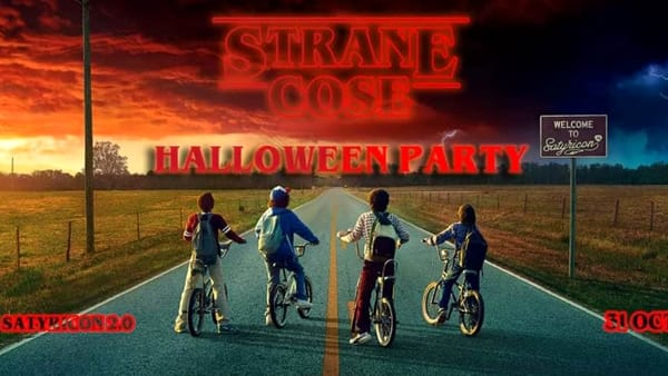 "Alatri, ""Cose Strane"" Halloween Party"