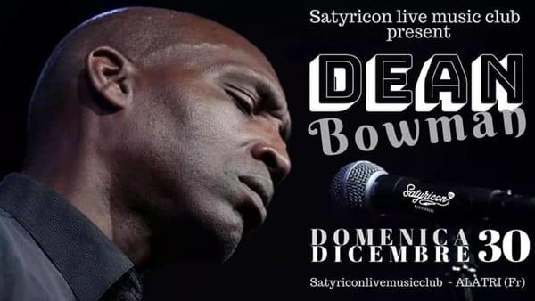 Alatri, Dean Bowman Live at Satyricon Music Club