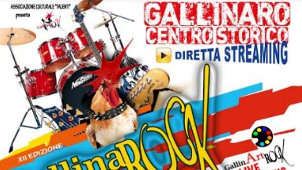 Gallinaro, Gallinarock 2020