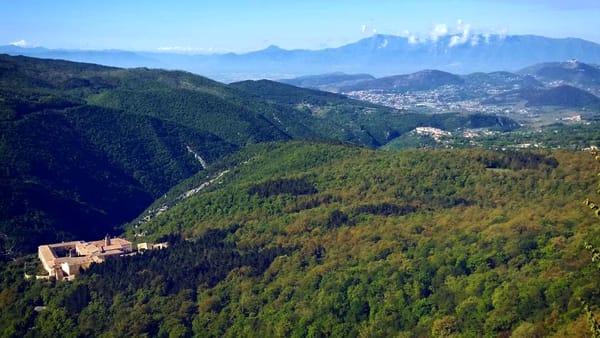 Collepardo, escursione sul Monte Rotonaria da Trisulti