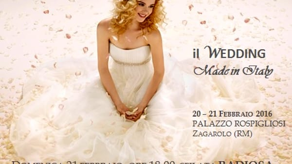 il wedding made in italy