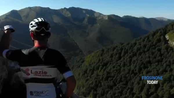 VIDEO | 'Ciociaria, aria di emozioni': da brividi lo spot su due ruote del ciclista Valerio Agnoli