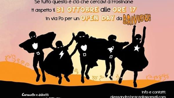 """Frosinone, open day """"Matite creative"""""""