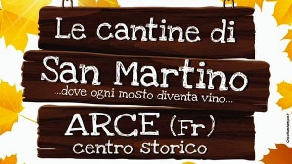 Arce, le cantine di S. Martino