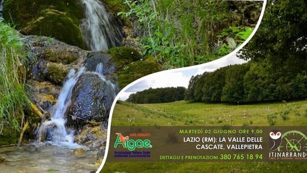 La valle delle cascate, Vallepietra