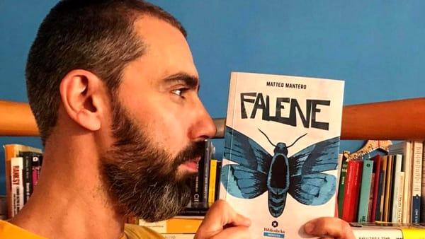 """Anagni, presentazione del romanzo """"Falene"""""""