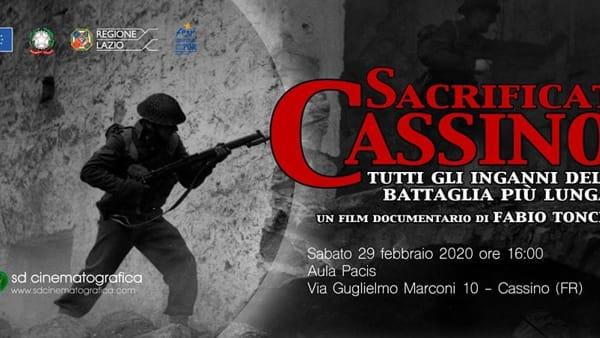 """""""Sacrificate Cassino!"""""""