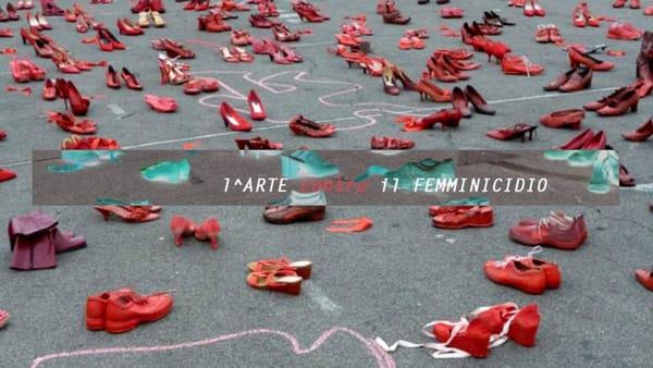 """Frosinone, """"L'arte contro il femminicidio"""""""