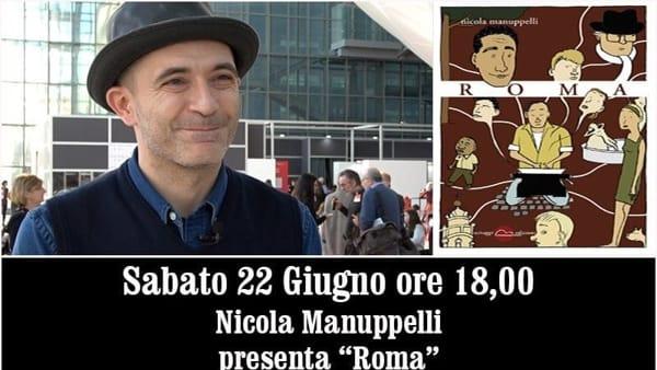 """Valmontone, """"Una Primavera di Libri - Incontro con Nicola Manuppelli"""""""