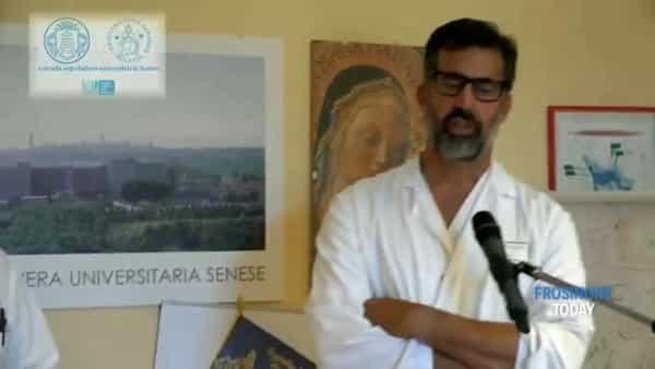 VIDEO | Alex Zanardi, parla il chirurgo ciociaro a capo dell'équipe per la ricostruzione cranio-facciale