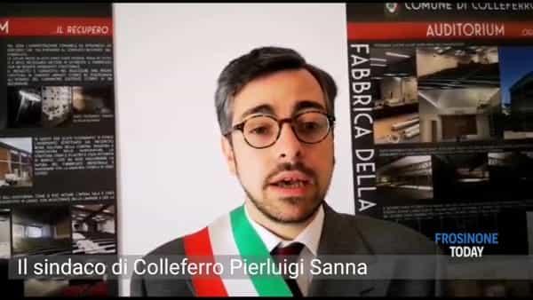 VIDEO | Colleferro Capitale europea dello Spazio nel 2021. Il racconto della storica firma