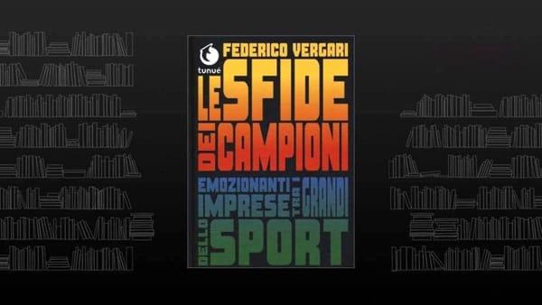 """Frosinone,  Federico Vergari presenta """"Le sfide dei campioni"""""""
