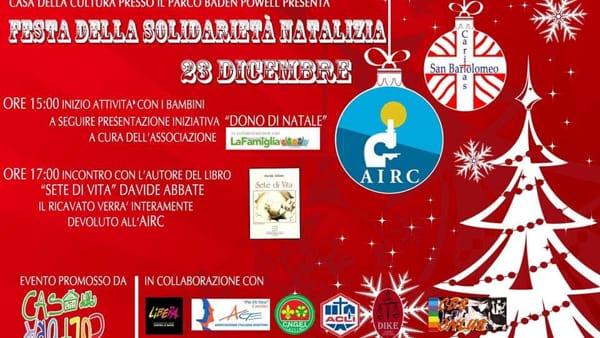 Cassino, festa della solidarietà