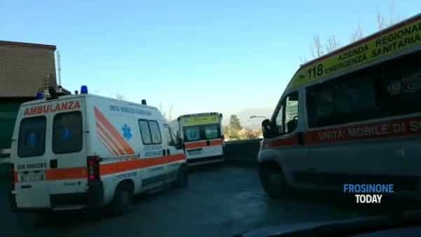 VIDEO | Ospedale Spaziani, continua l'emergenza delle ambulanze bloccate