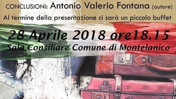 """Montelanico, presentazione del libro """"Oltre le stelle"""""""