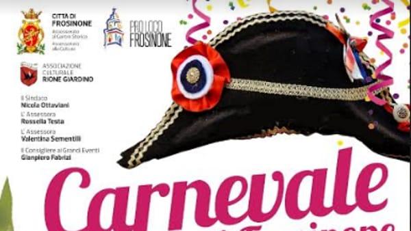 Il Carnevale a Frosinone