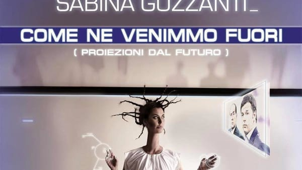 """Colleferro, al Teatro Vittorio Veneto """"Come ne venimmo fuori"""" di e con Sabina Guzzanti"""