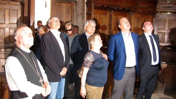 Collepardo, Unindustria e Regione salveranno l'abbazia Benedettina di Trisulti