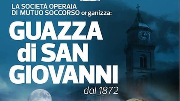 Frosinone, la guazza di S. Giovanni