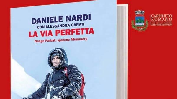 """Carpineto, presentazione del libro """"La via perfetta"""" di A. Carati"""