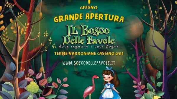 """Cassino, torna""""Il bosco delle favole"""""""