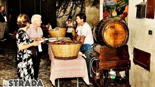 Monte San Giovanni Campano, Colli, la strada del vino