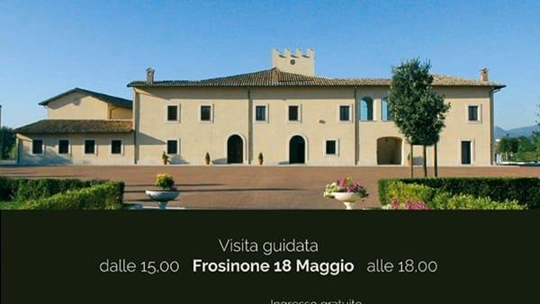 Frosinone, visita guidata alla villa comunale