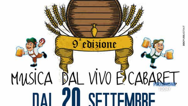 Isola del Liri, Oktoberfest ciociaro 2018