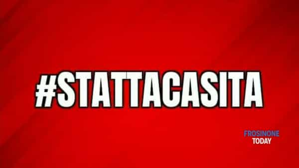 VIDEO | Coronavirus, da Ceccano parte l'hashtag #stattacasita