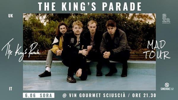 Sora, The King's Parade live