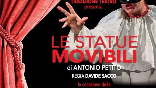 """Frosinone, in scena al Nestor """"Le Statue Movibili"""""""