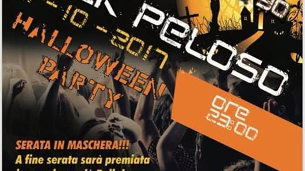 Frosinone, halloween party al 'Coma White'