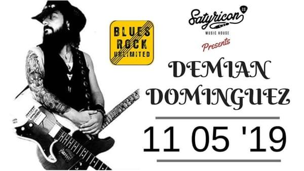 Alatri, Demian Dominguez live