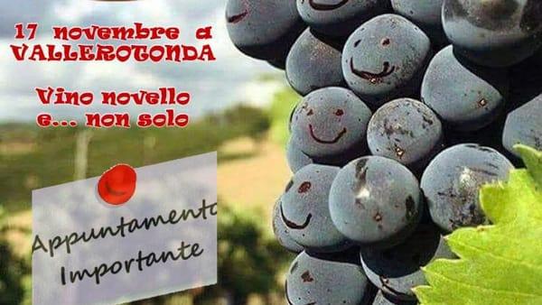 Vallerotonda, festa di S. Martino e del vino novello
