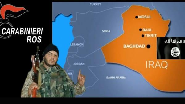 Roma, condannato ad 8 anni il combattente Isis Karlito Brigande (Video)
