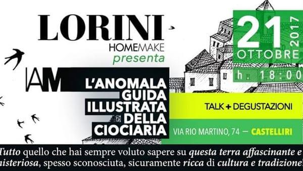 Castelliri,  Lorini presenta l'anomala guida illustrata della Ciociaria