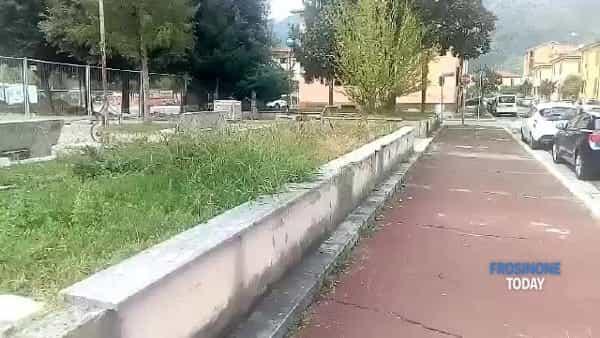 VIDEO | Sora, restyling di piazza XIII Gennaio, i lavori procedono come da programma