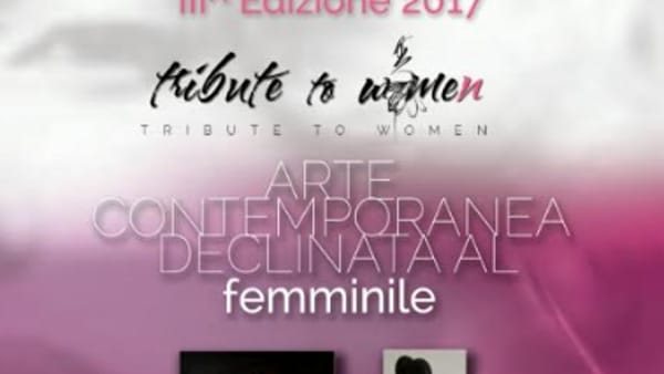 "Frosinone, mostra ""Storia di donne"" - Tribute to women"