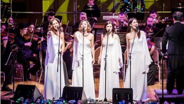 Fiuggi, Incanto Quartet: l'opera incontra il pop