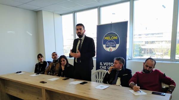 VIDEO | L'ex sindaco di Ceprano, Serena Viselli, aderisce a Fratelli d'Italia